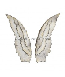 Sizzix Bigz Die - Layered Angel Wings