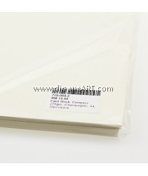 Card Stock, Compass 270gm, (Champagne), A4, 15pcs/pack