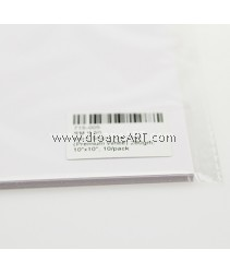 Card Stock, Da Vinci (Premium White) 280gm, 10x10