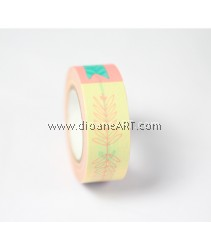Washi Tape #8, 15mm x 10m,  1/pack
