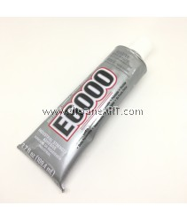 E6000 Glue, 3.7oz per tube
