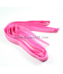 Velcro Straps, Pink, 2cm, 1 meter/pack