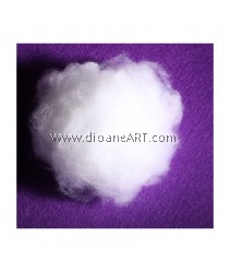 Polyester Cotton, 100g/pack