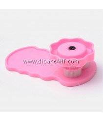 Paper Quilling Crimper Crimping Tool Quilled Creation Craft DIY, HotPink, 130x63x41mm; Fit for 10mm wide Paper