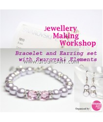 Jewellery Making Workshop for Beginner (7 December 2017, 10am-1pm)