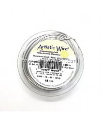 STAINLESS STEEL WIRE 18 GA 10YD SPL