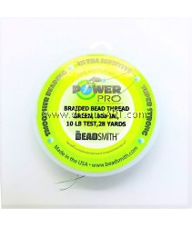 POWER PRO .006 10 LB TEST MOSS GREEN 28 YARD SPOOL